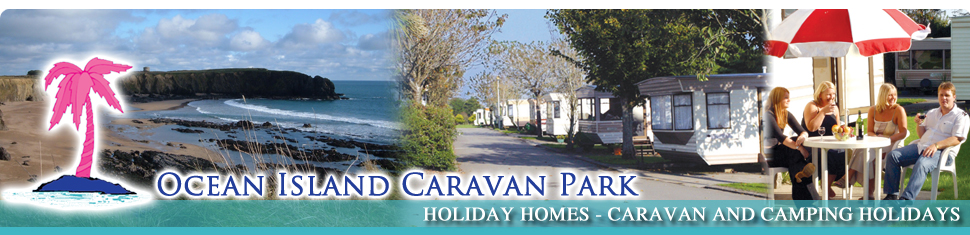 Ocean Island Caravan Park Holiday Homes - Caravan and Camping Holidays